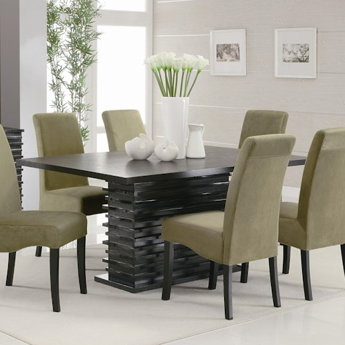 Coaster Stanton  Contemporary Dining Table
