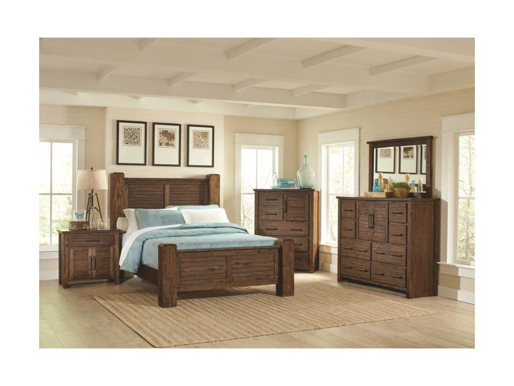 Coaster Sutter CreekKing Bedroom Group