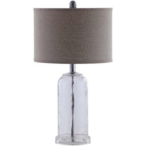 Glass Base Table Lamps Magnificent Coaster Table Lamps 60 Table Lamp Northeast Factory Direct