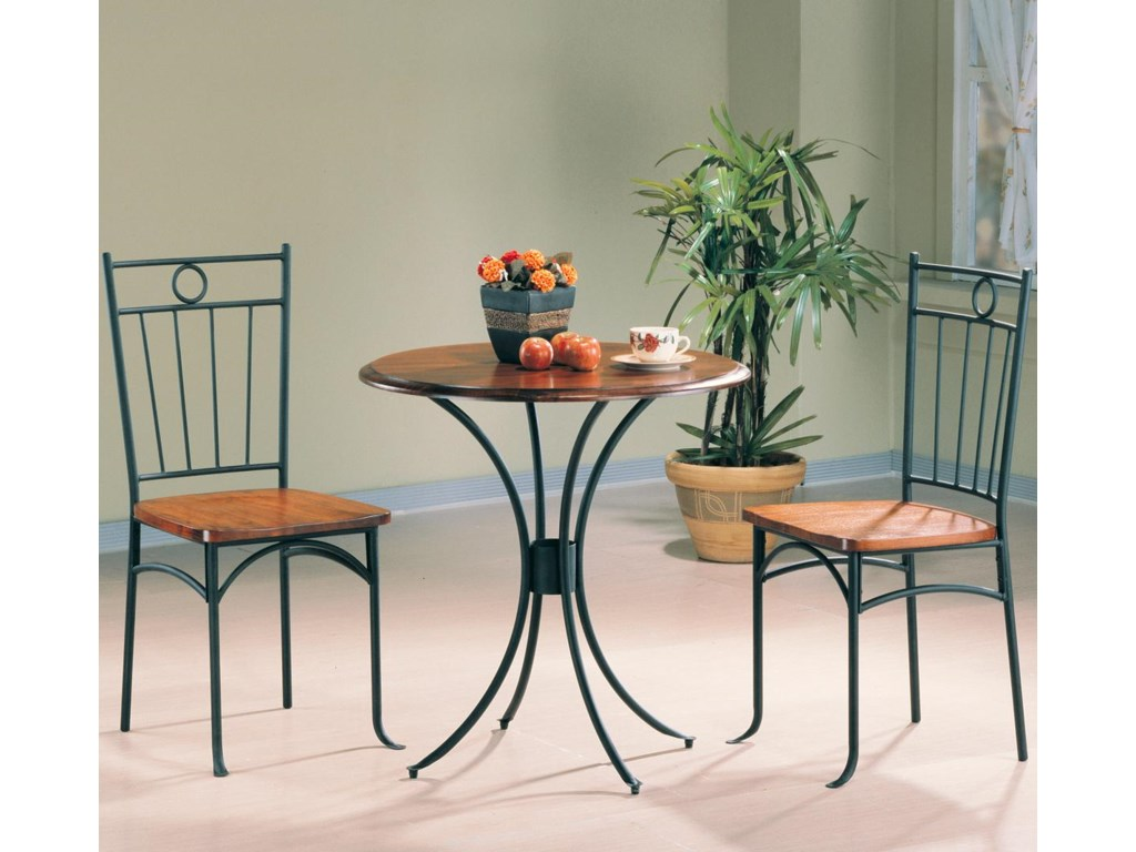 Tamiami 3 Piece Dining Set