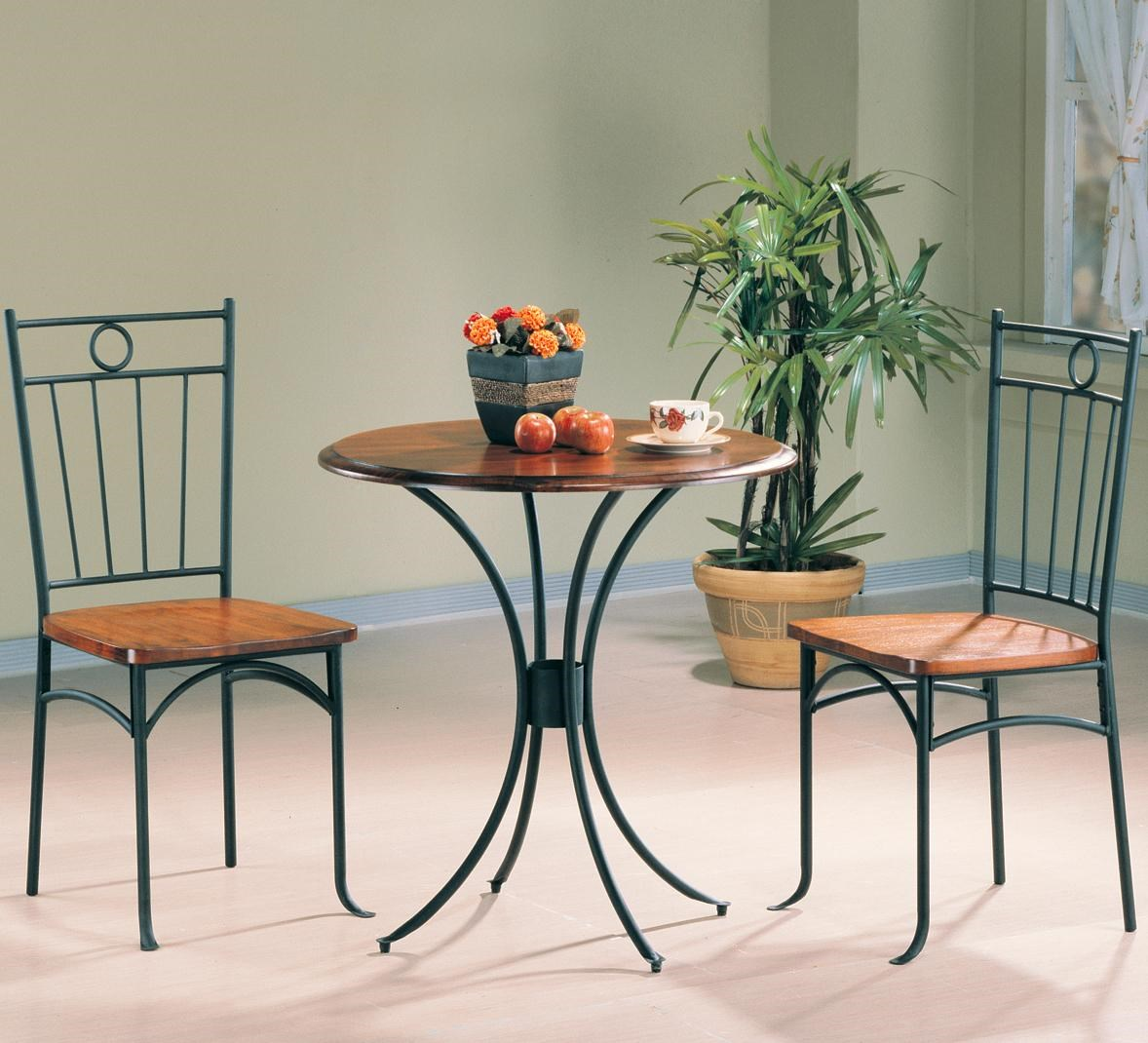 Superieur Tamiami 3 Piece Bistro Dining Set By Coaster