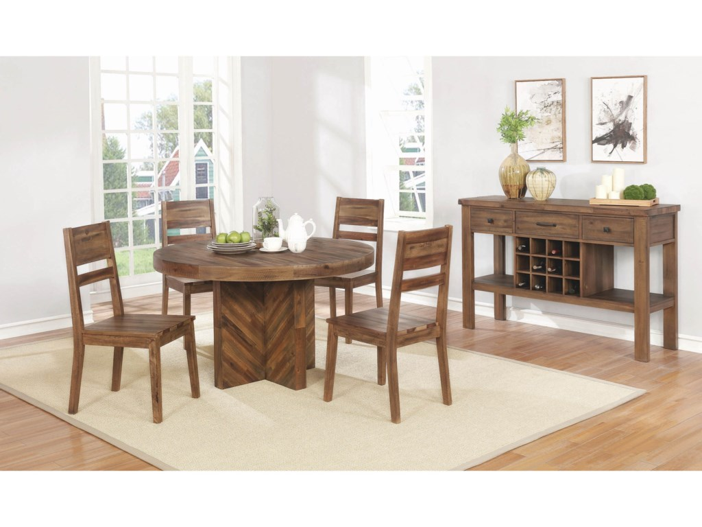 Coaster TucsonCasual Dining Room Group