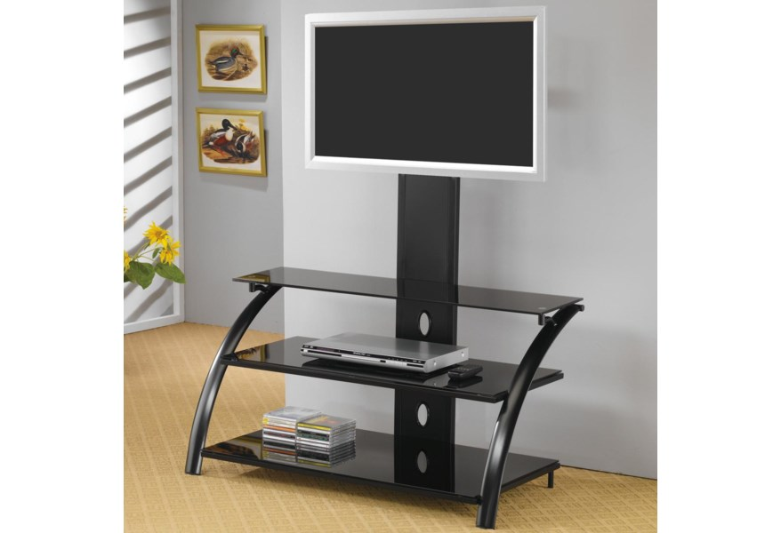 Coaster Tv Stands Casual Contemporary