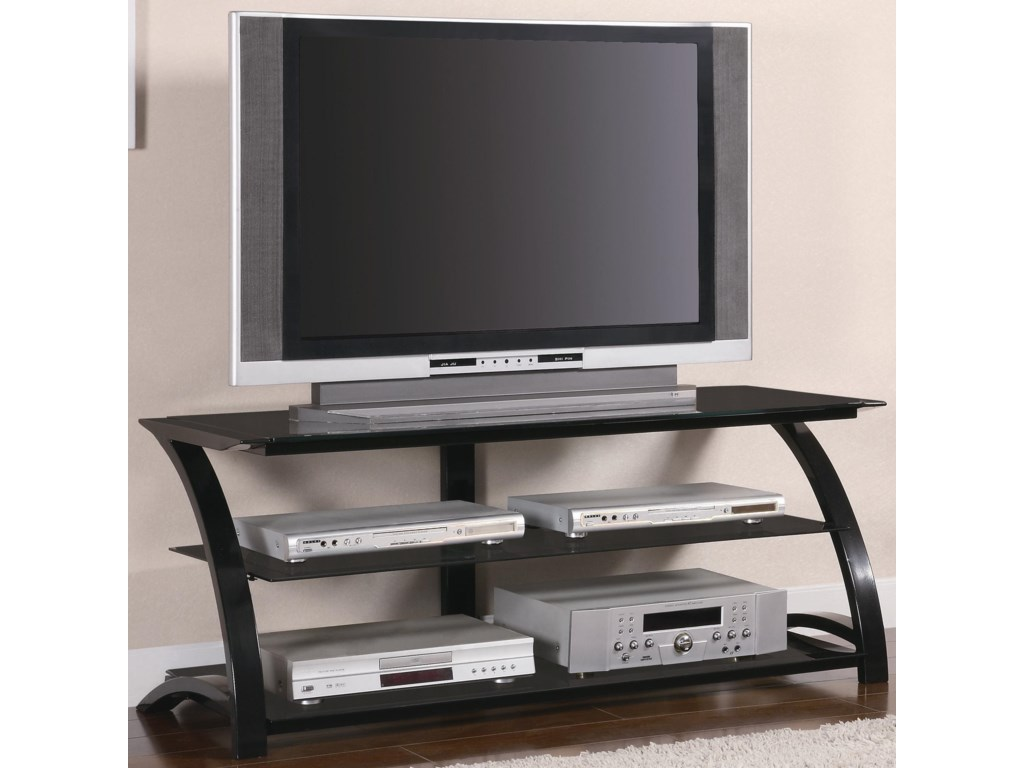 Coaster Tv Stands Contemporary Metal