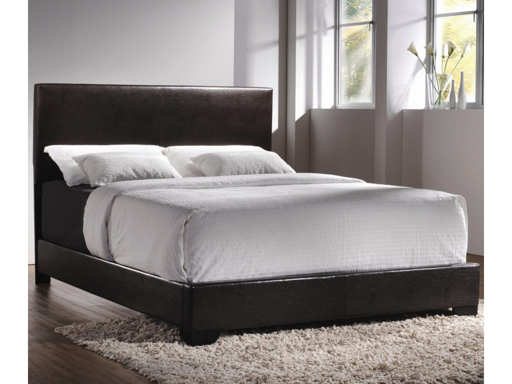 Coaster Upholstered BedsQueen Upholstered Low-Profile Bed