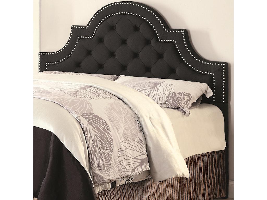 Coaster Upholstered BedsQueen/ Full Ojai Upholstered Headboard
