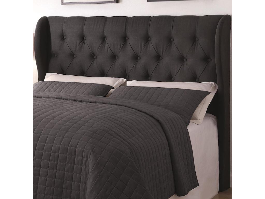 Coaster Upholstered BedsKing/Cal King Murrieta Headboard