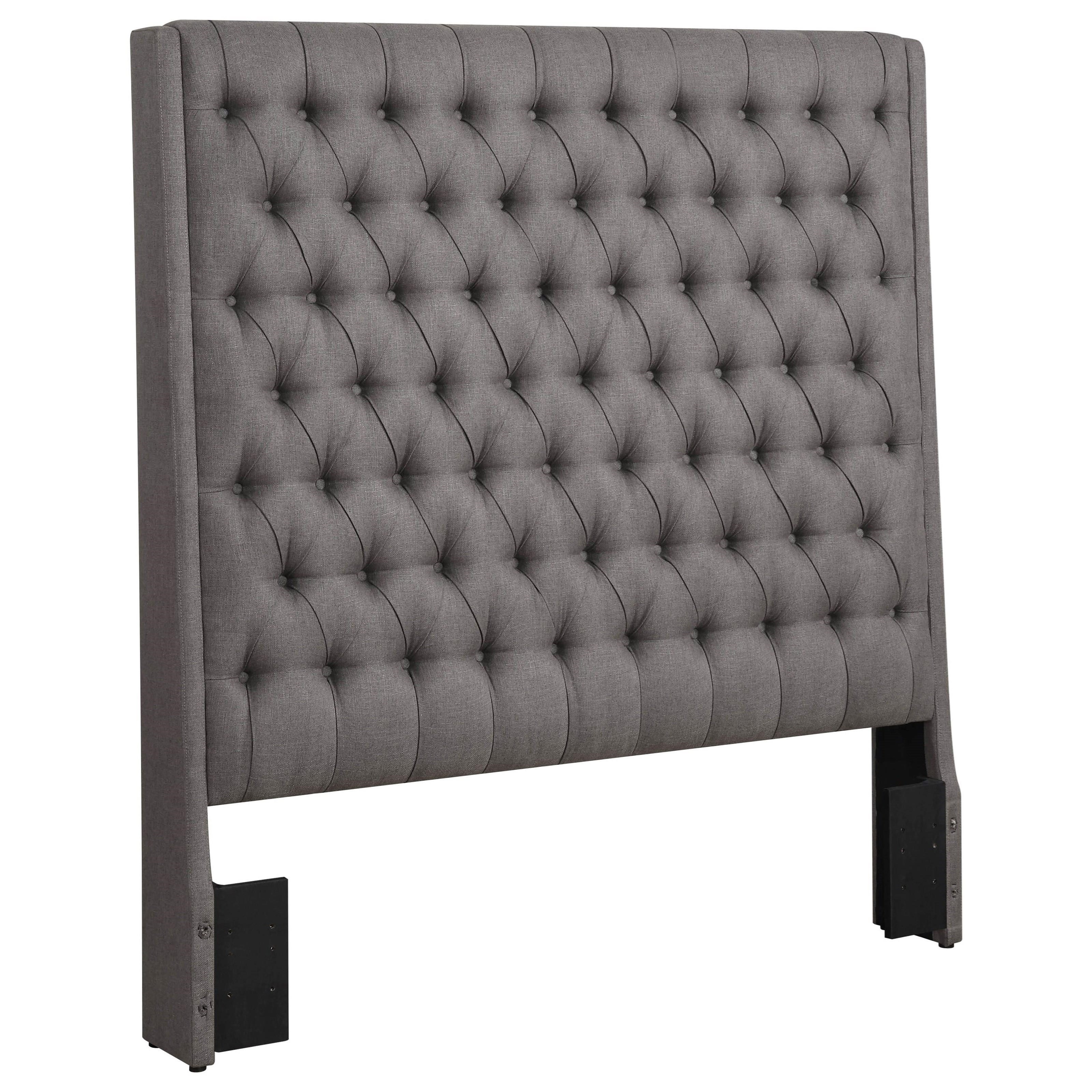 upholstered beds queen bed headboard shown may not represent size indicated - Upholstered Queen Bed