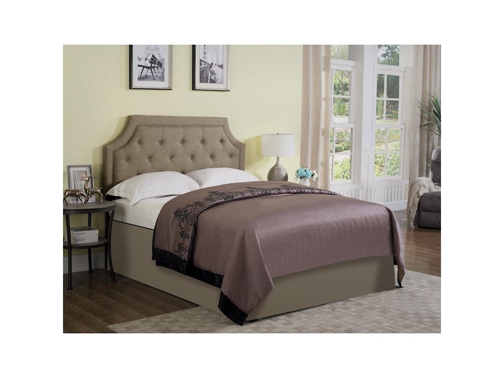 Coaster Upholstered BedsFull/Queen Headboard