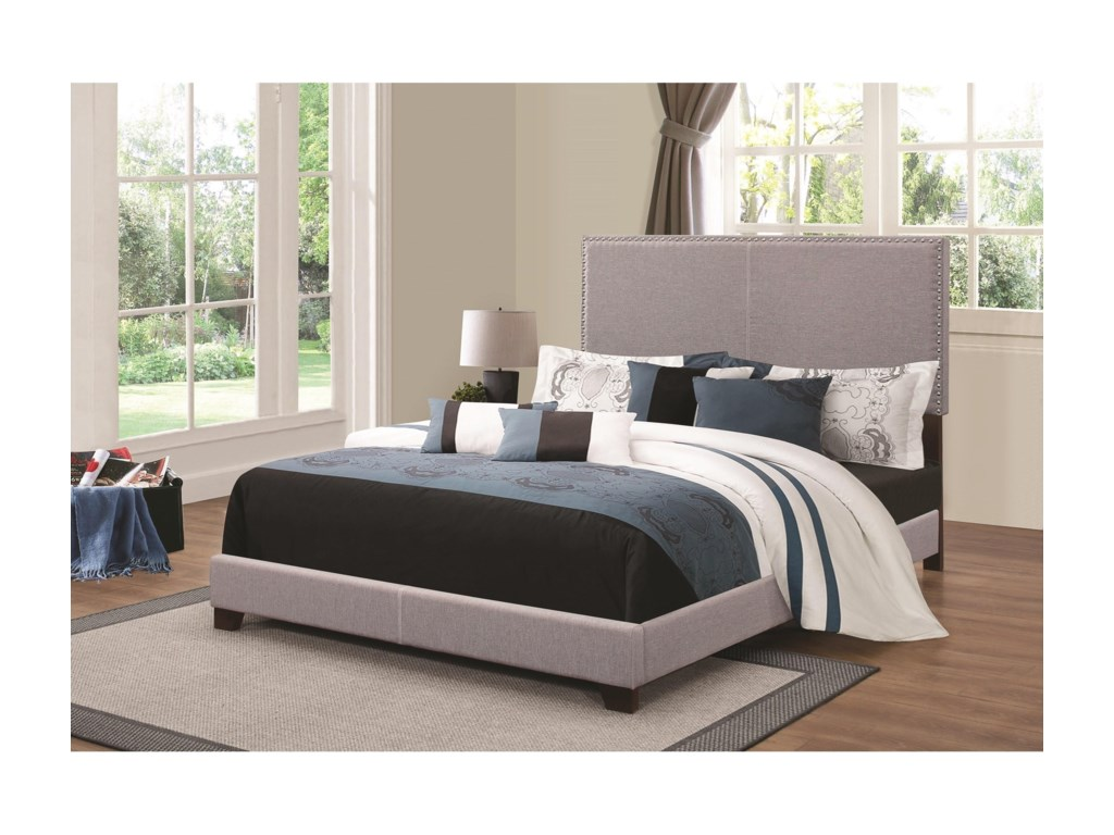 Coaster Upholstered BedsTwin Bed