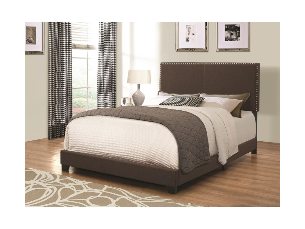 Coaster Upholstered BedsTwin Bed