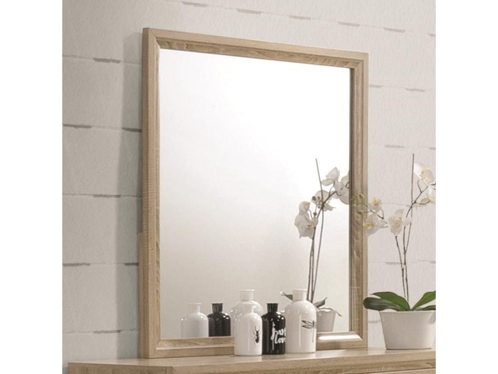 Coaster VernonDresser and Mirror Set