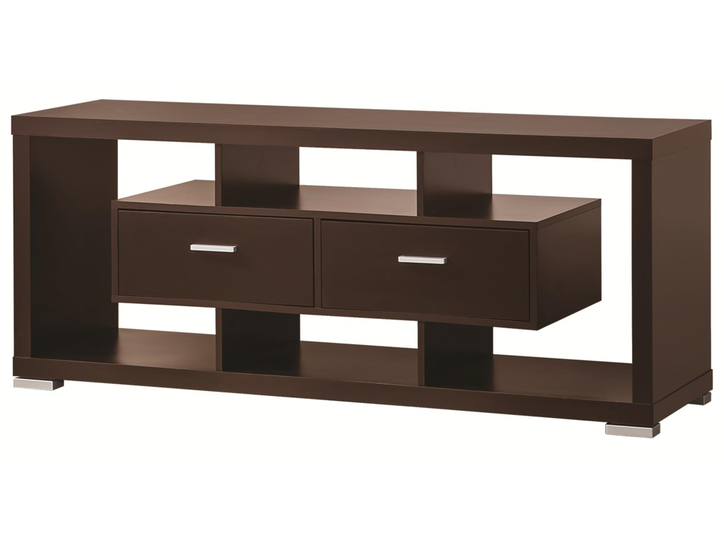 Coaster Entertainment UnitsTV Console
