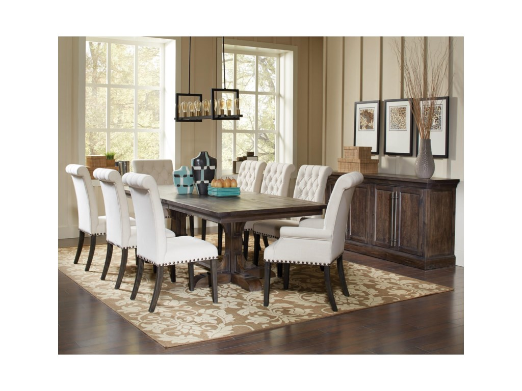 Coaster WeberFormal Dining Room Group