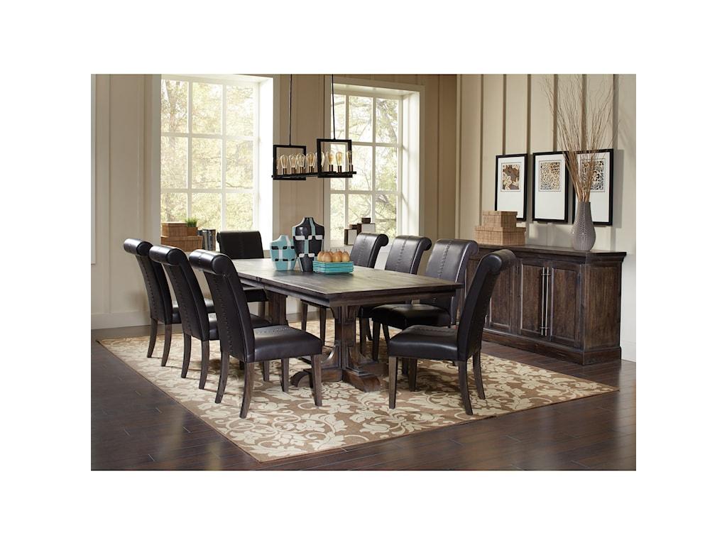 Coaster Weber Formal Dining Room Group | Lapeer Furniture & Mattress ...