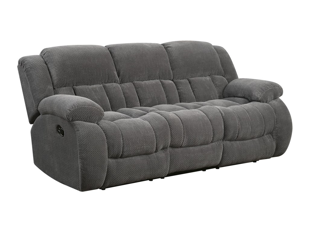 Coaster WeissmanMotion Sofa