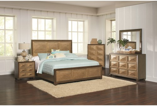 Coaster Wheatland King Bedroom Group