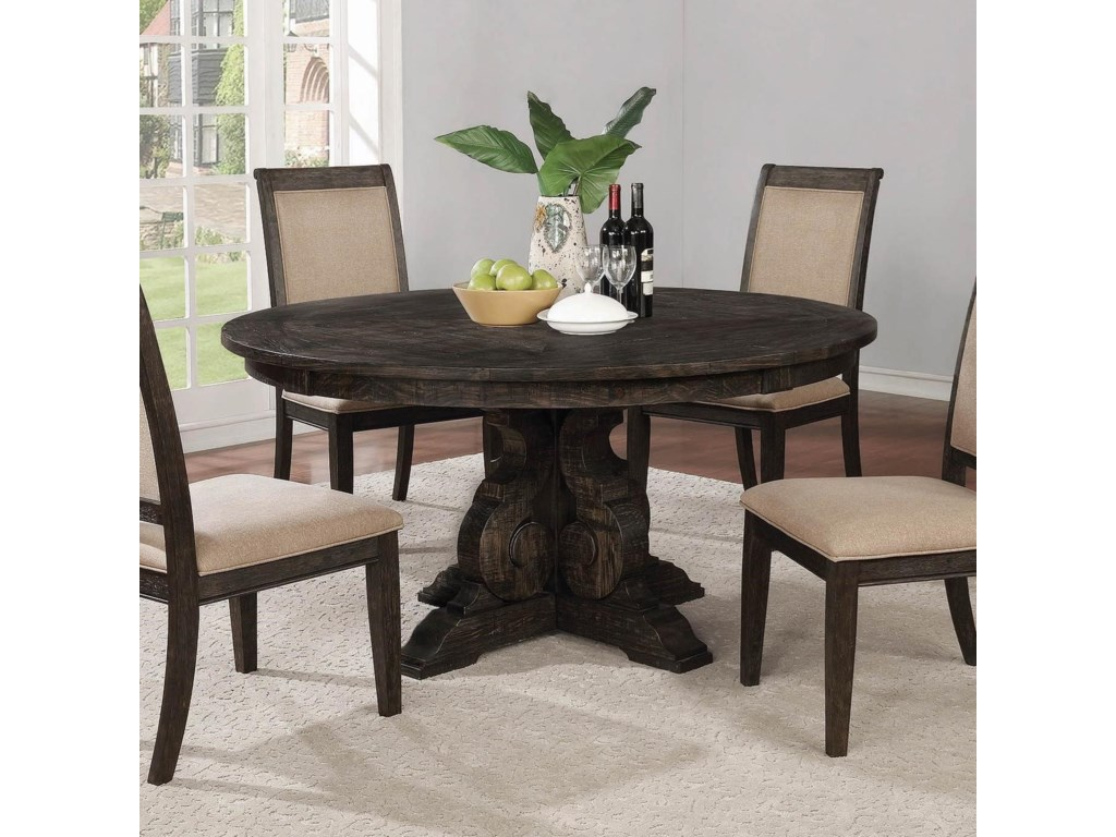Whitney Round Dining Table