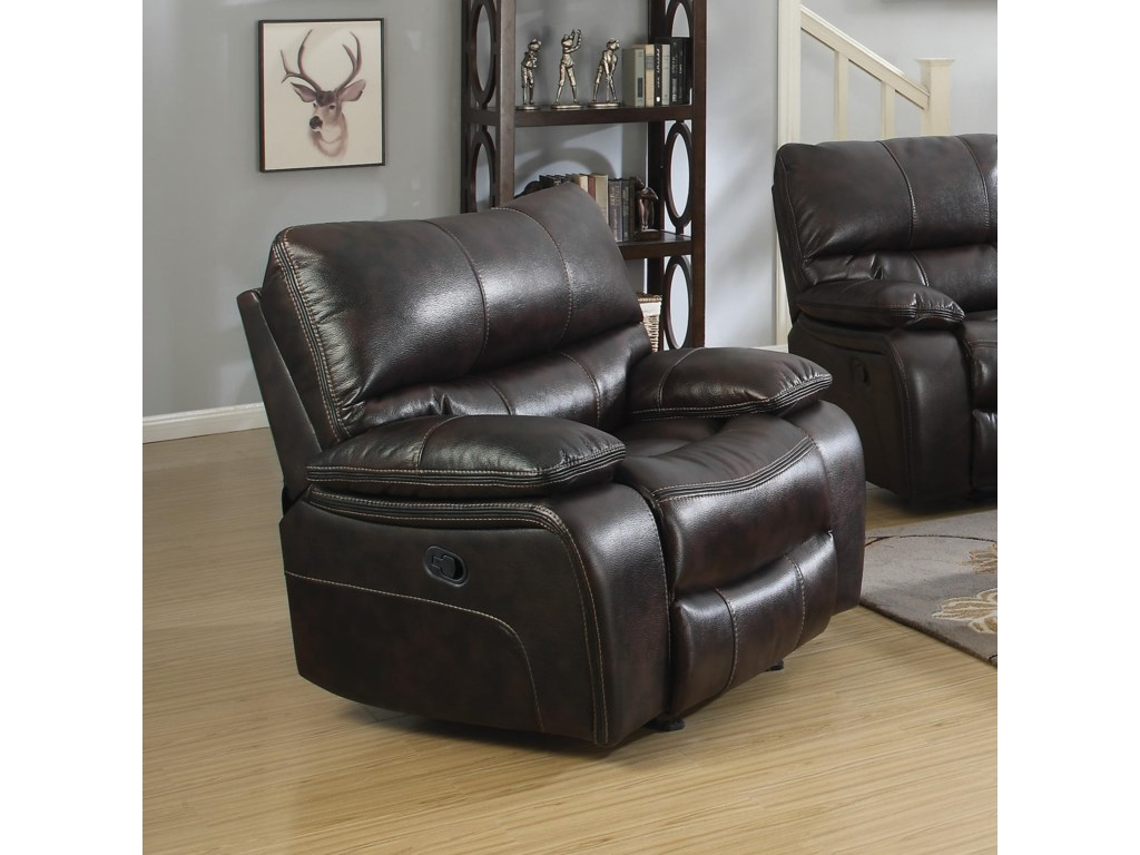 Coaster WillemseGlider Recliner