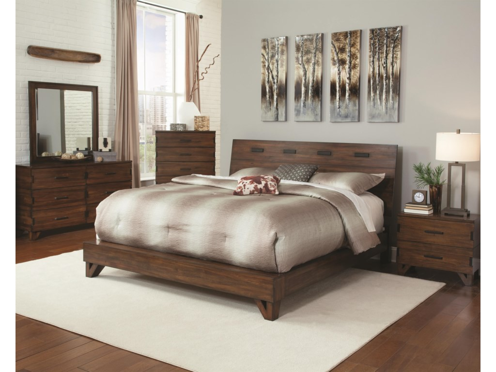 Coaster Yorkshire Queen Bedroom Group   Dunk   Bright Furniture   Bed Shown May Not Represent Size Indicated. Coaster Bedroom Furniture. Home Design Ideas