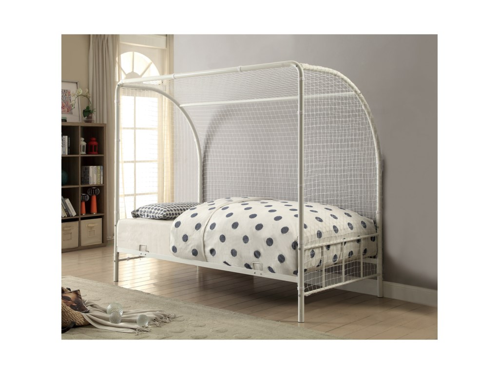 white kids collections double josef youth s oscar large beds wood bed single sleeper furniture solid by triple pine bunk