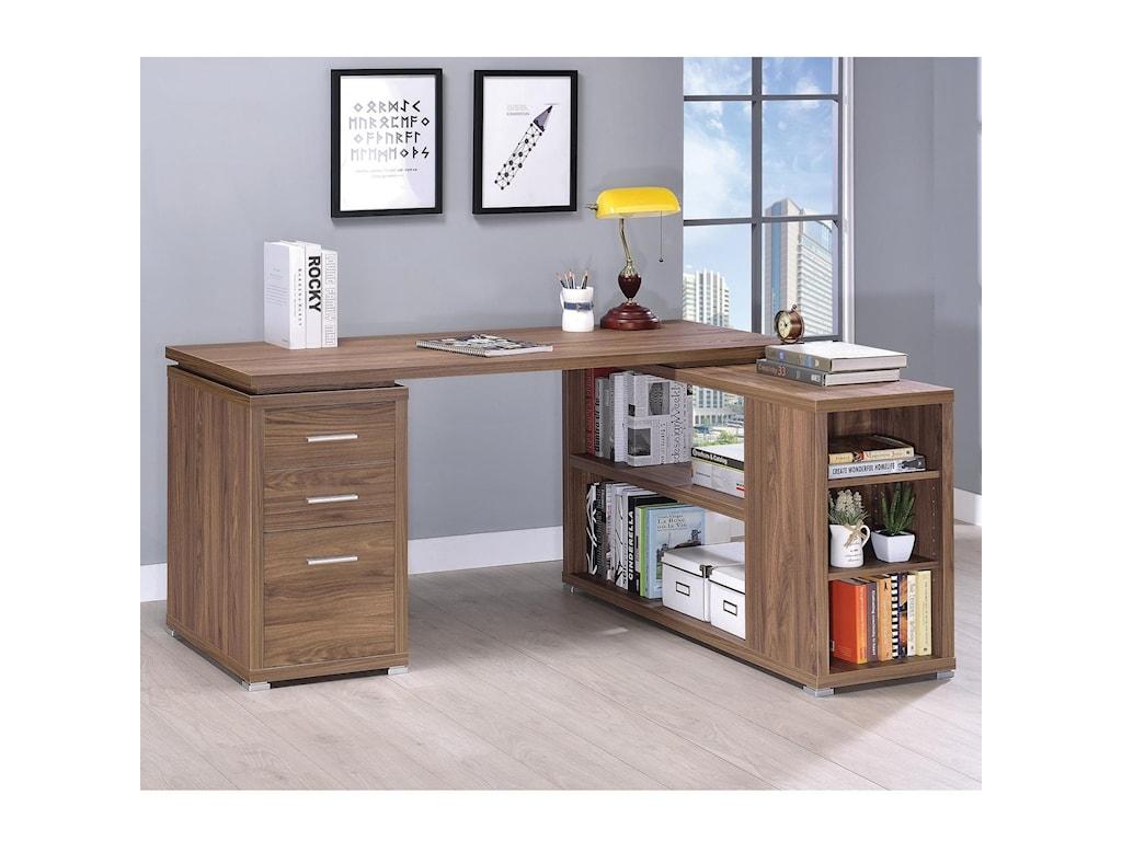Coaster YvetteOffice Desk