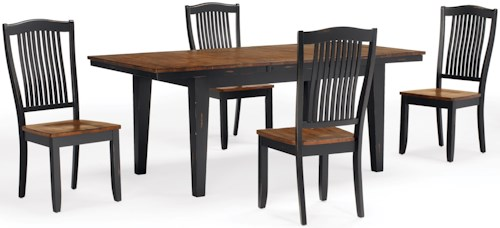Cochrane Beavercreek Leg Table w/ 1 - 18\