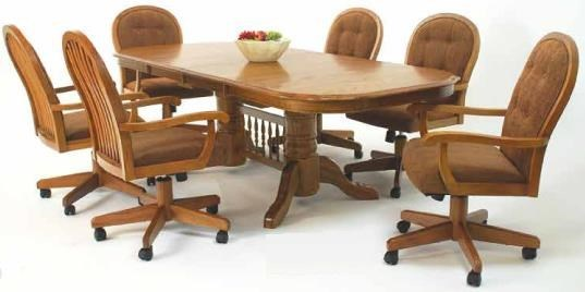 Oval Dining Room Table With Leaves 2