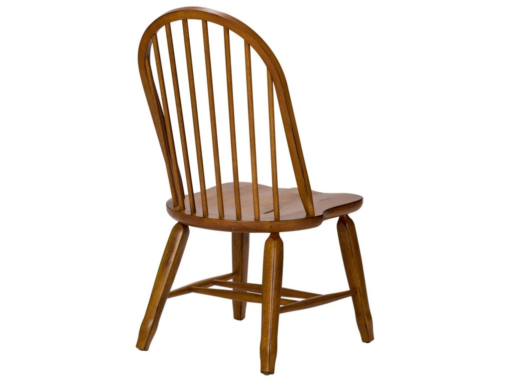 Liberty Furniture TreasuresBow Back Side Chair