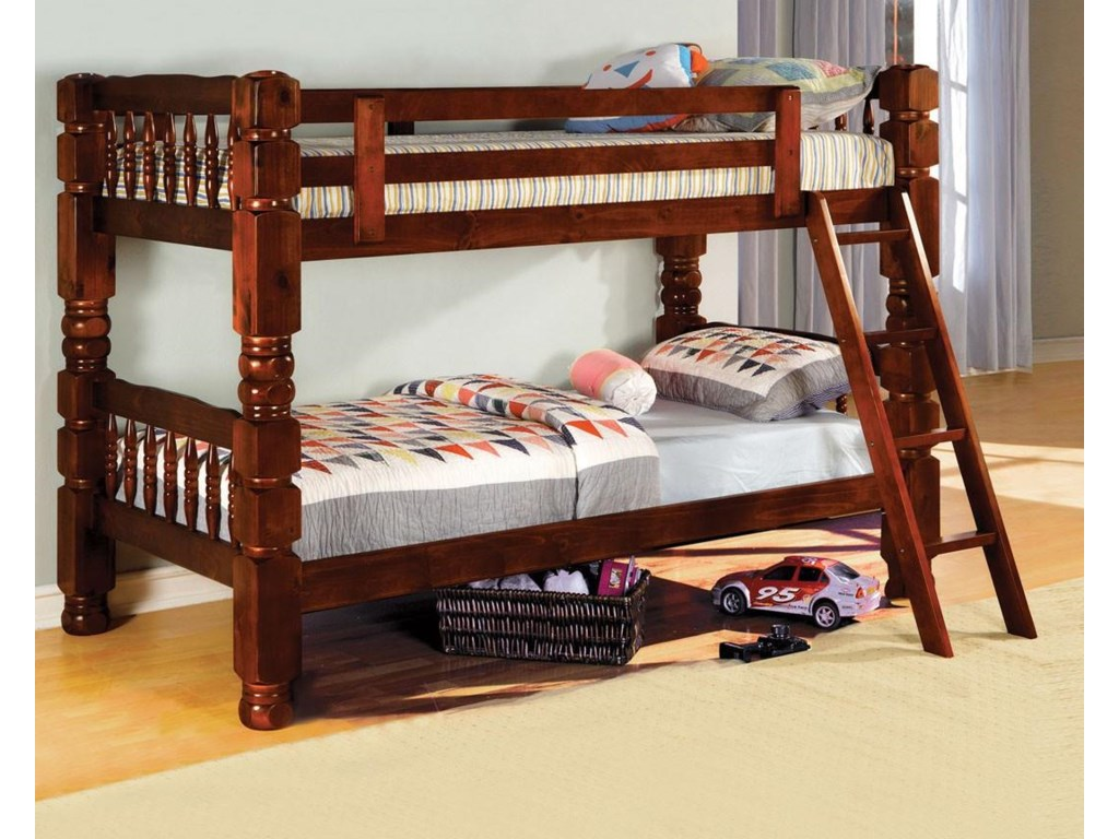 Furniture of America / Import Direct 2528 BunkbedBunk bed