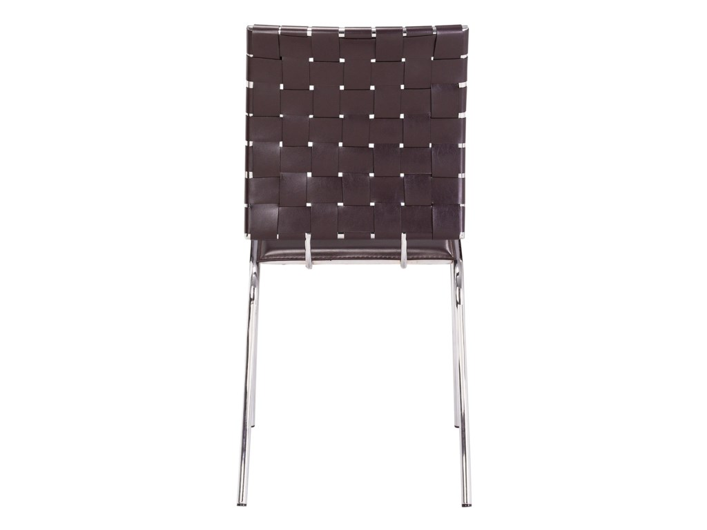 Zuo Criss CrossDining Side Chair