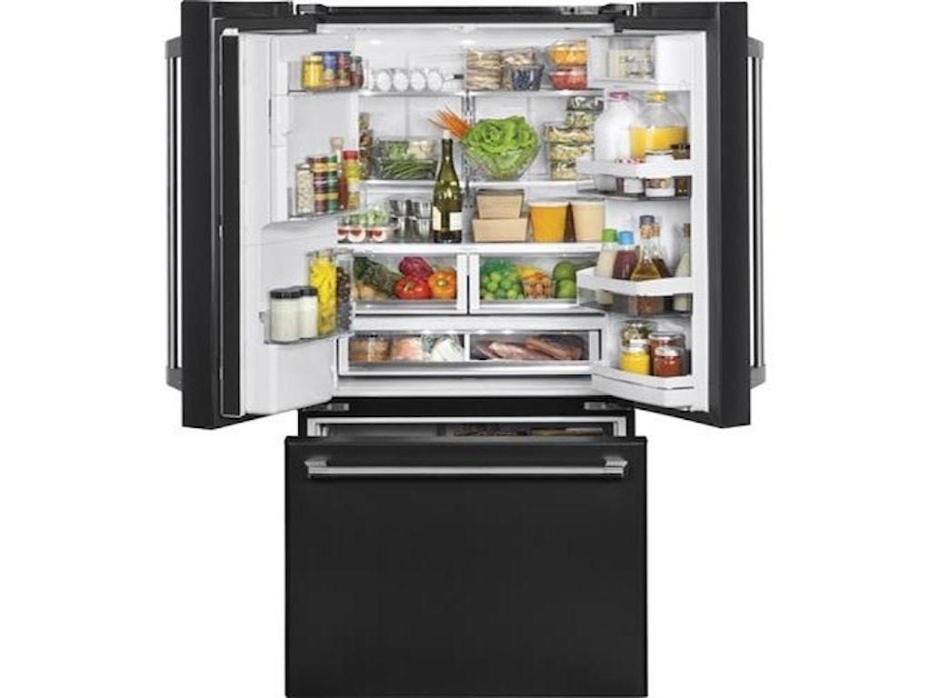 GE Appliances GE Cafe French Door RefrigeratorsGE Cafe´™ Series 27.8 Cu. Ft. Refrigerator