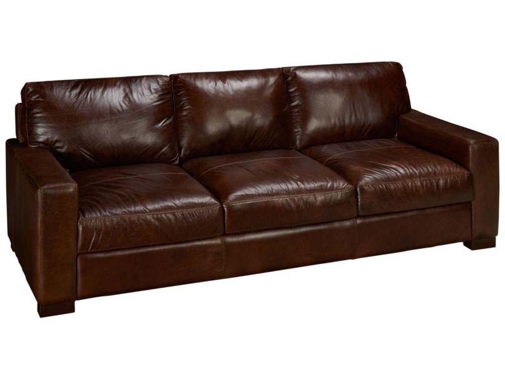 Soft Line 4522 4522-03 Leather Sofa | Hudson\'s Furniture | Sofas