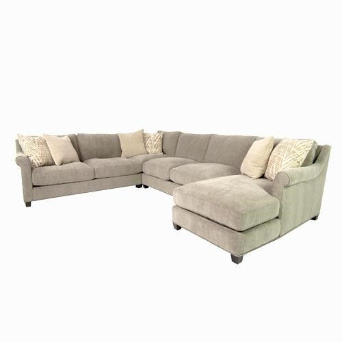 Marcus Daniels Sprintz MARCD Sectional With Chaise