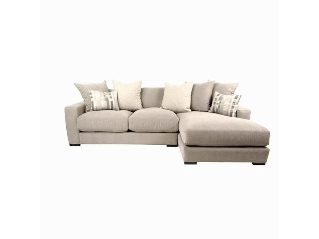 Marcus Daniels Sprintz MARCDsectional sofa