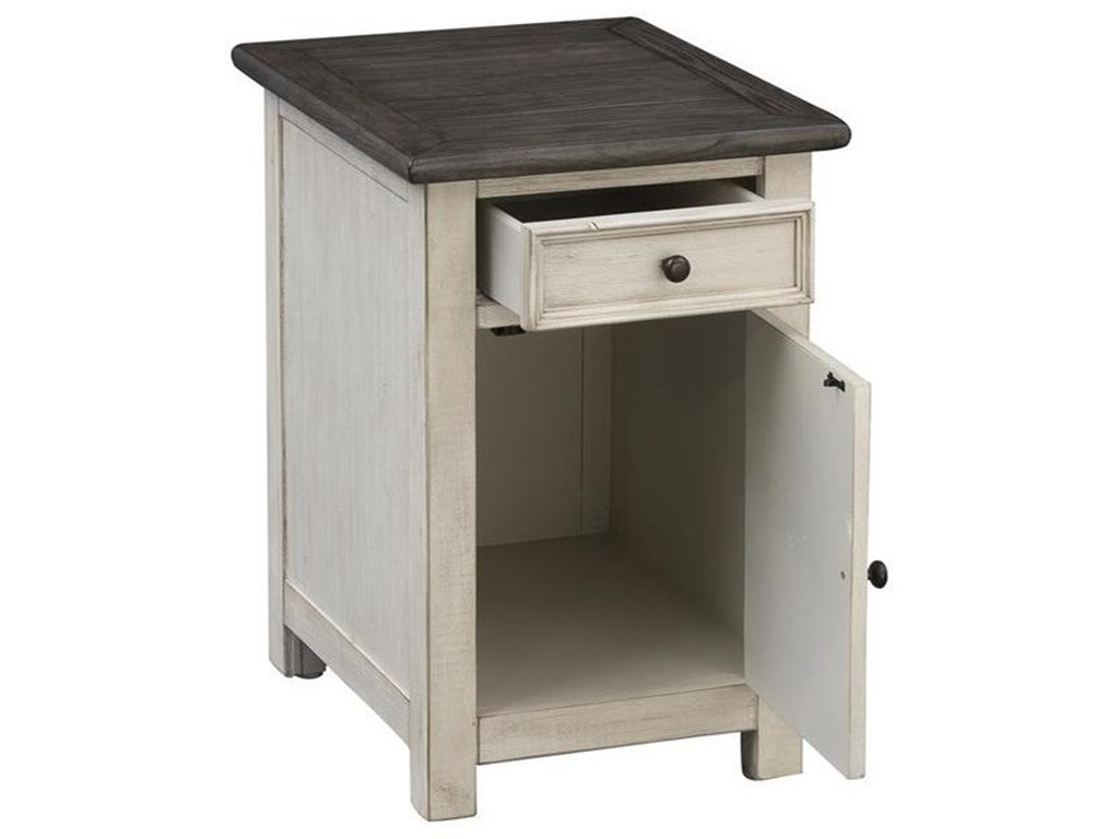 Coast to Coast Imports St. ClaireOne Door One Drawer Chairside Cab