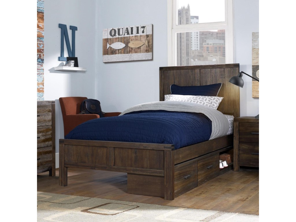 Hillsdale St. CroixTwin Panel Bed