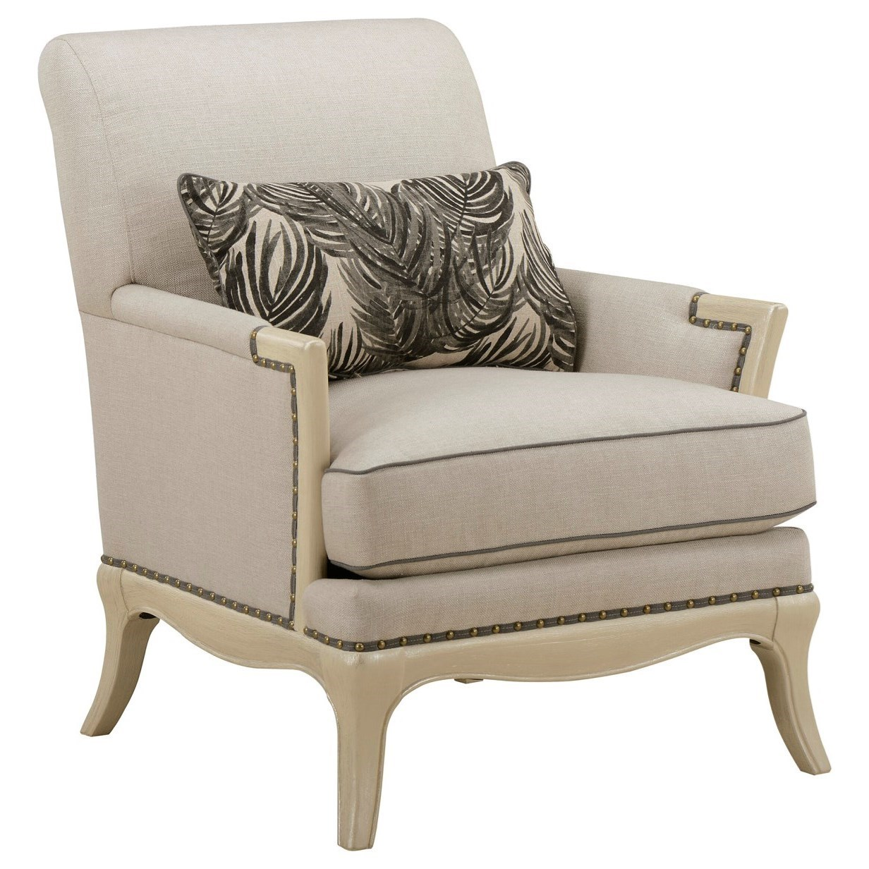 A.R.T. Furniture Inc St. GermainSiene Shimmer Matching Chair ...