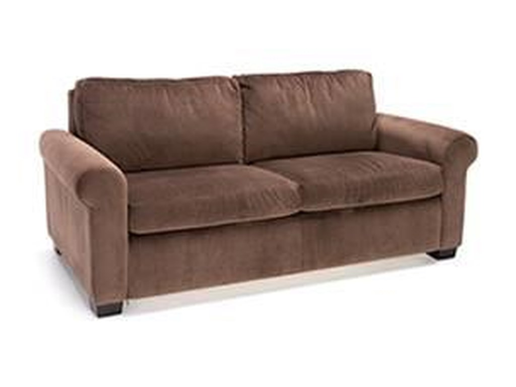 American Leather The Everyday Sleeper Queen Cooper Sofa