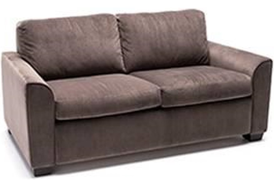 The Everyday Sleeper Queen Kaylee Sleeper Sofa by American Leather at  Johnny Janosik