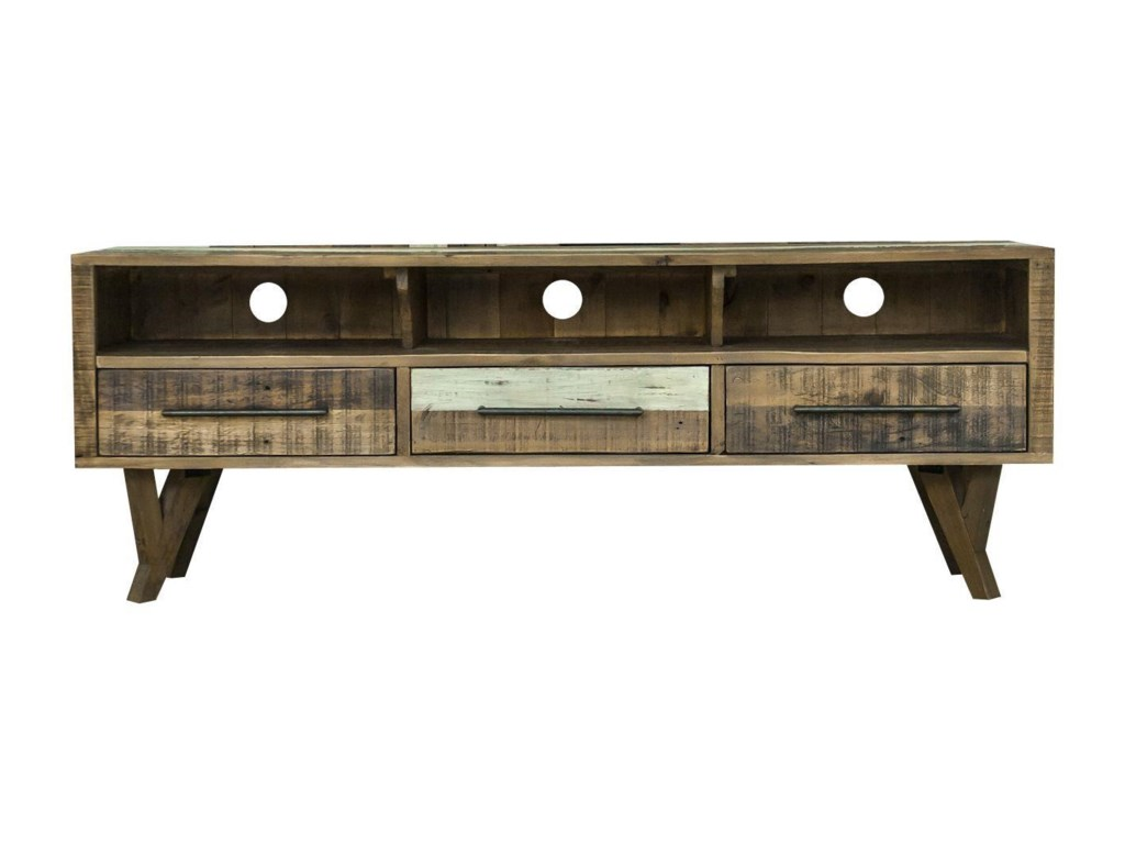 Reeds Trading Company TrestlesEntertainment Console