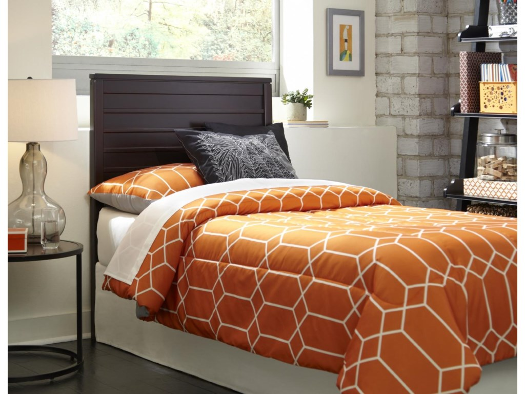 Fashion Bed Group UptownFull/Queen Headboard