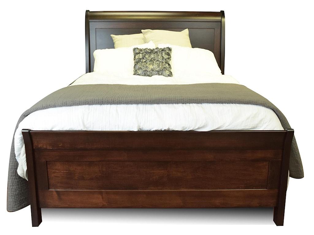 Amish Furniture WillemingtonQueen Bed