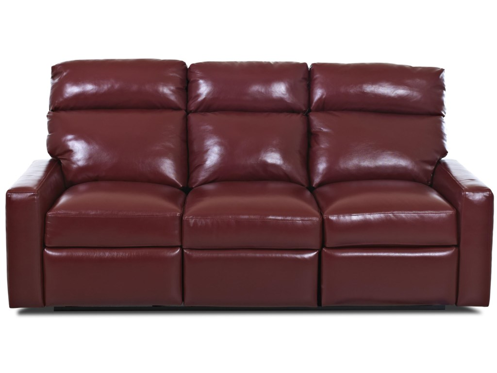 Comfort Design Ausie IIReclining Sofa with Power Inside Handle