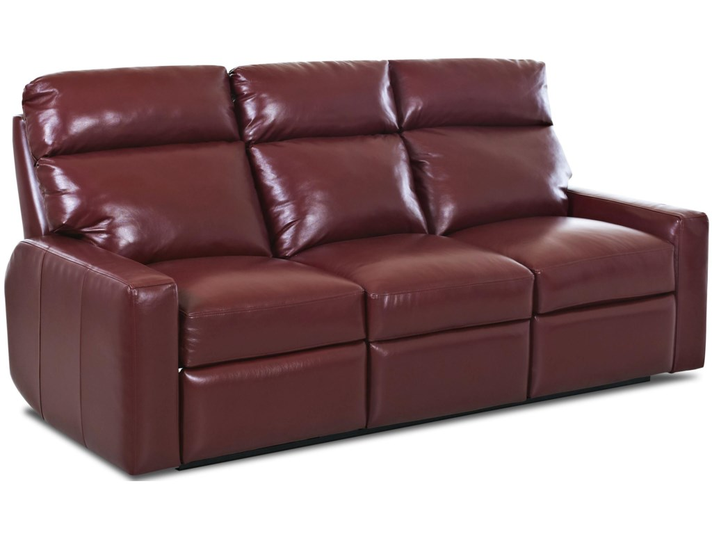Comfort Design Ausie IIReclining Sofa with Power Button