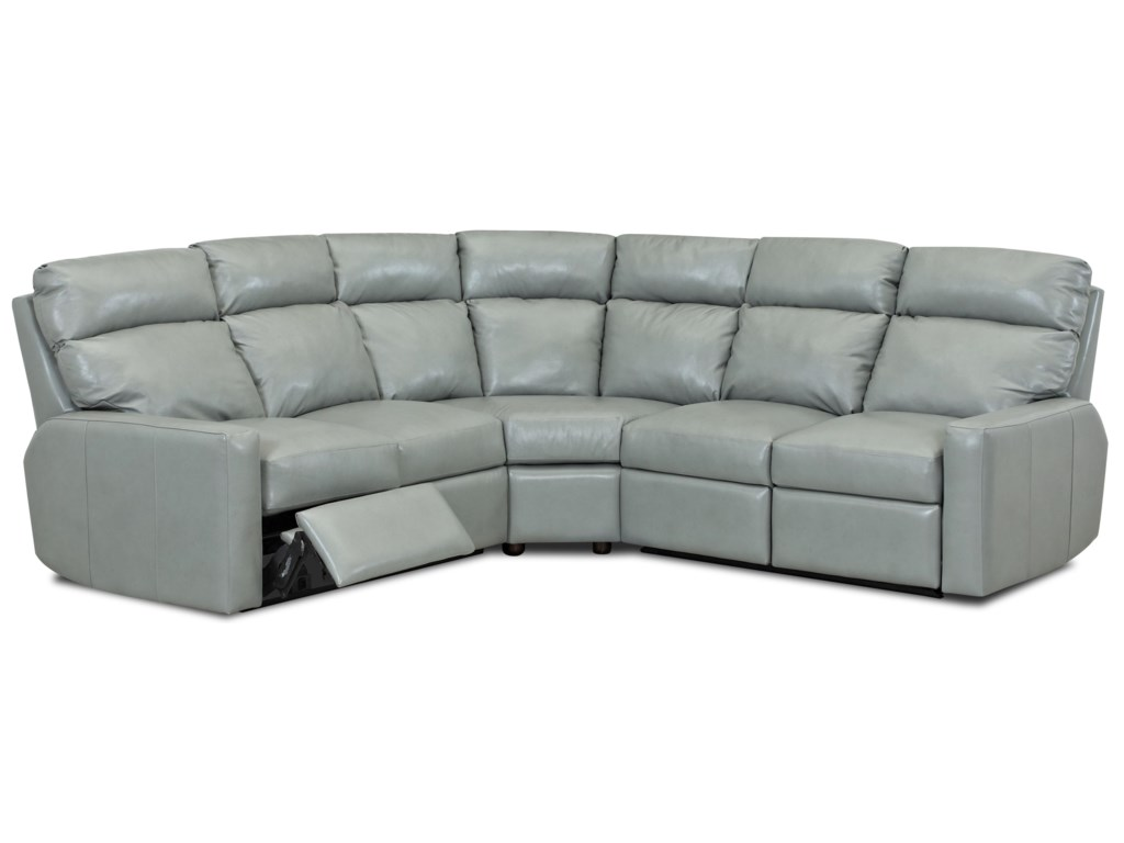 Comfort Design Ausie IISectional Sofa Group