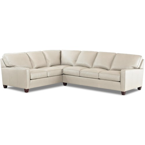Comfort Design Ausie Sectional Sofa Group