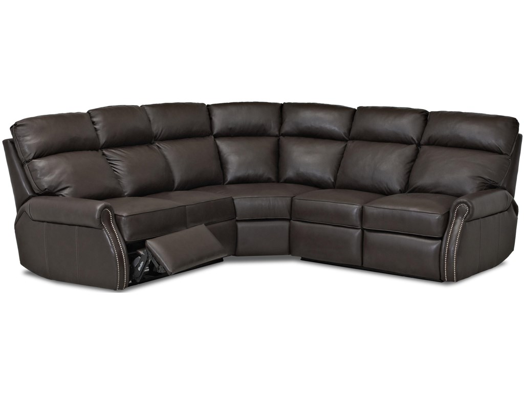 Comfort Design Jackie IIReclining Sectional Sofa