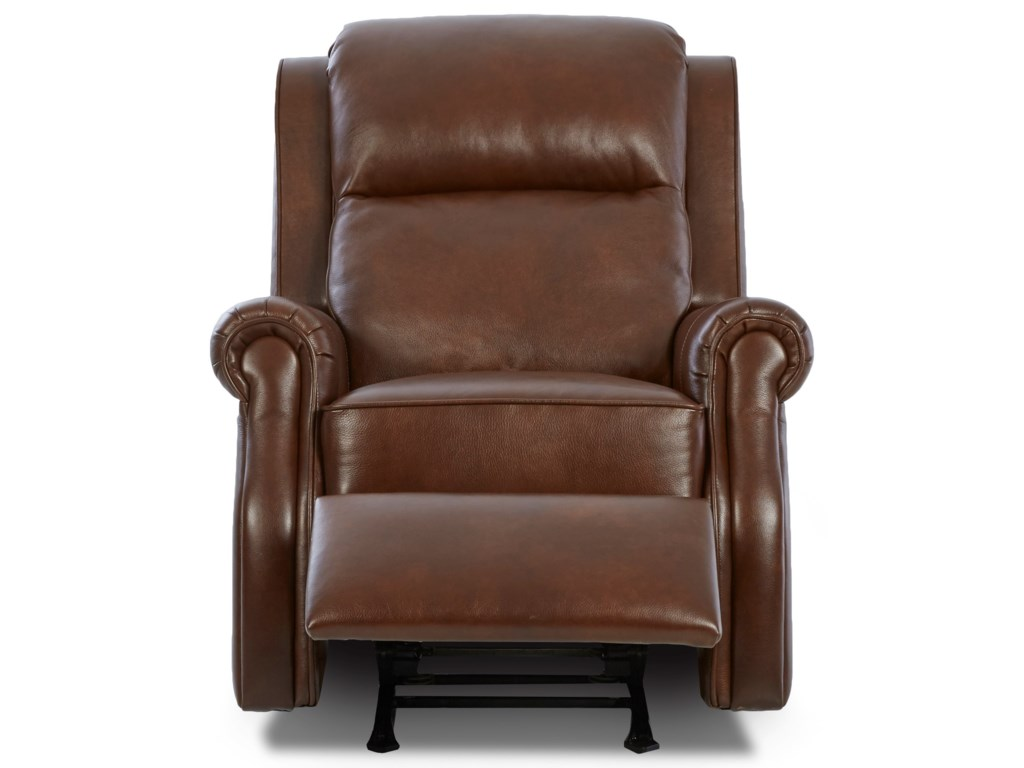 Comfort Design JamestownPower Recliner w/ Pwr Head and Lumbar