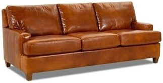 Comfort Design Joel CL Transitional Sofa with Tall Legs